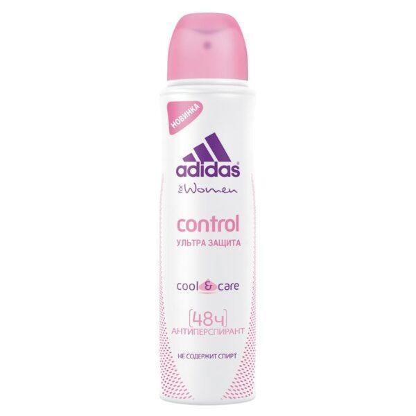 ADIDAS Дезодорант-спрей Cool & Care Control