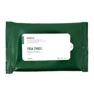 A'PIEU Салфетки для лица NONCO TEA TREE с маслом чайного дерева