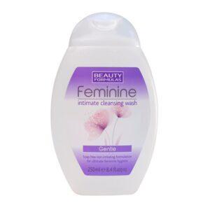 BEAUTY FORMULAS Жидкость для женской интимной гигиены