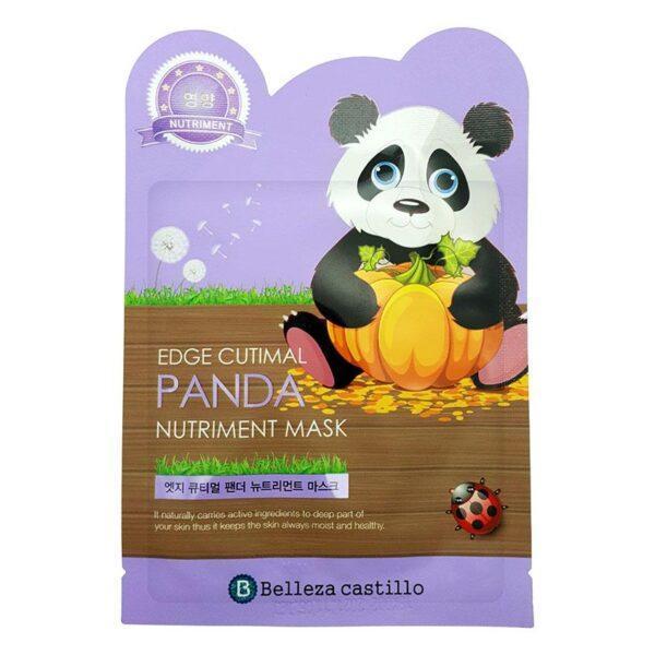 BELLEZA CASTILLO Маска для лица питательная Panda