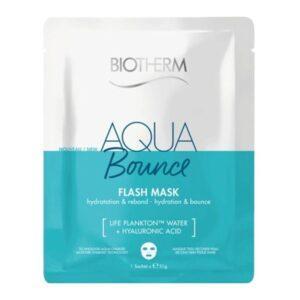 BIOTHERM Тканевая маска для лица Увлажнение и Упругость Aqua Bounce Flash Mask