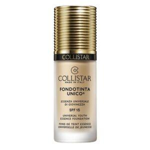 COLLISTAR Тональная основа для лица Unico SPF 15