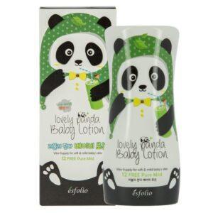 ESFOLIO Лосьон для тела детский LOVELY PANDA