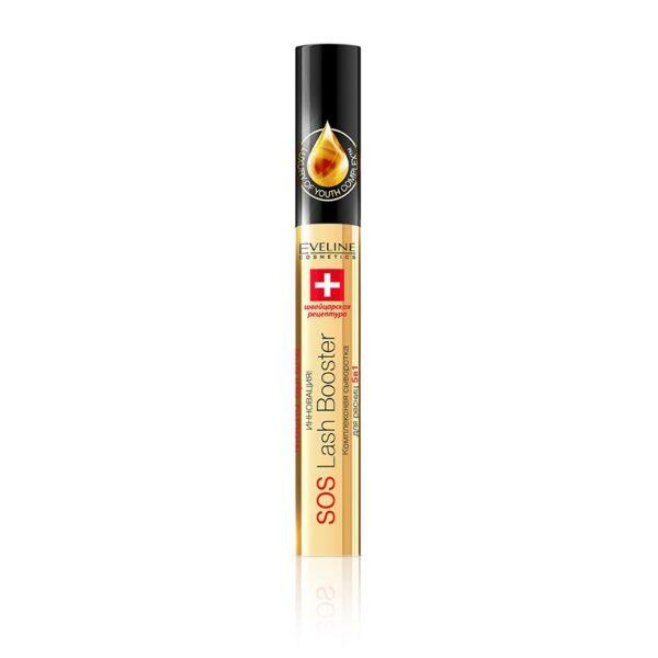 EVELINE Сыворотка для ресниц ARGAN OIL 5 в 1 с маслом арганы