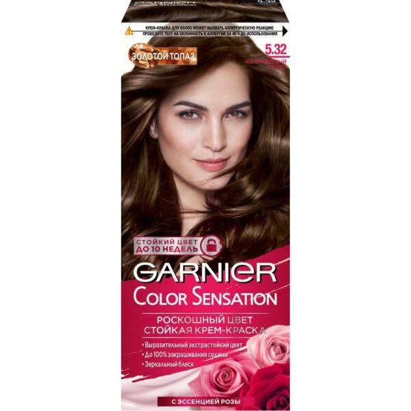 """GARNIER Стойкая крем-краска для волос """"Color Sensation"""