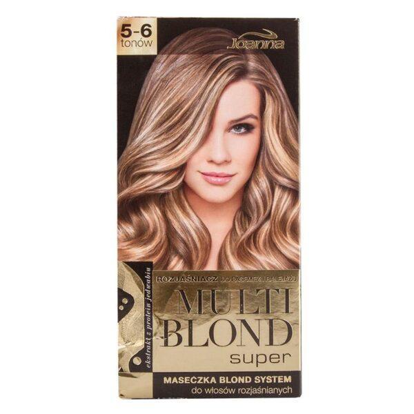 JOANNA Краска для волос MULTI BLOND SUPER