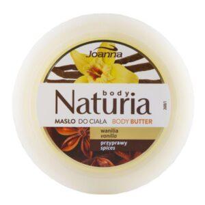 JOANNA Масло для тела NATURIA BODY ваниль и специи