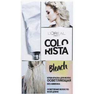 "L'OREAL PARIS Крем-краска для волос осветляющая ""Colorista Bleach"""