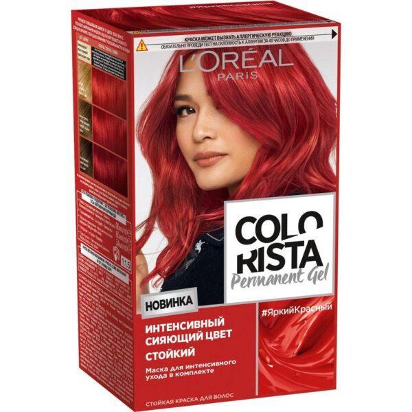 "L'ORÉAL PARIS Стойкая краска для волос ""Colorista Permanent Gel"""