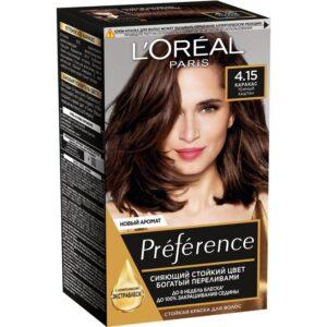 "L'ORÉAL PARIS Стойкая краска для волос ""Preference"""