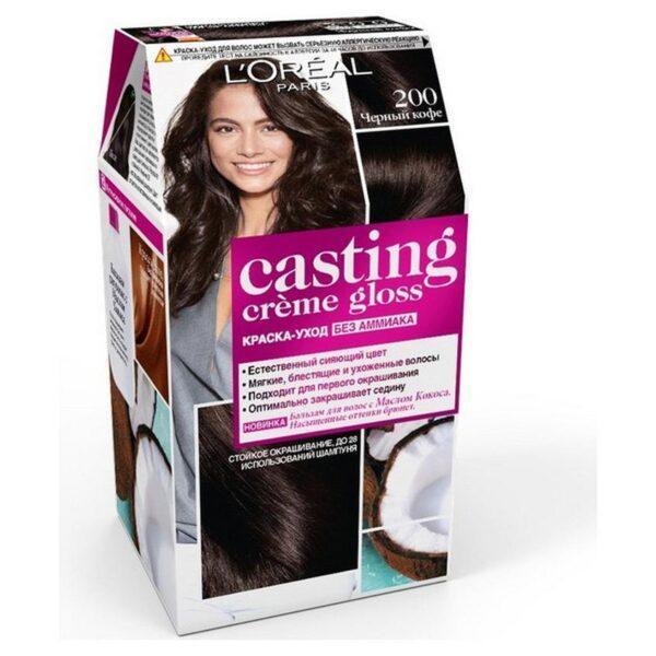 "L'ORÉAL PARIS Стойкая краска-уход для волос ""Casting Creme Gloss"" без аммиака"