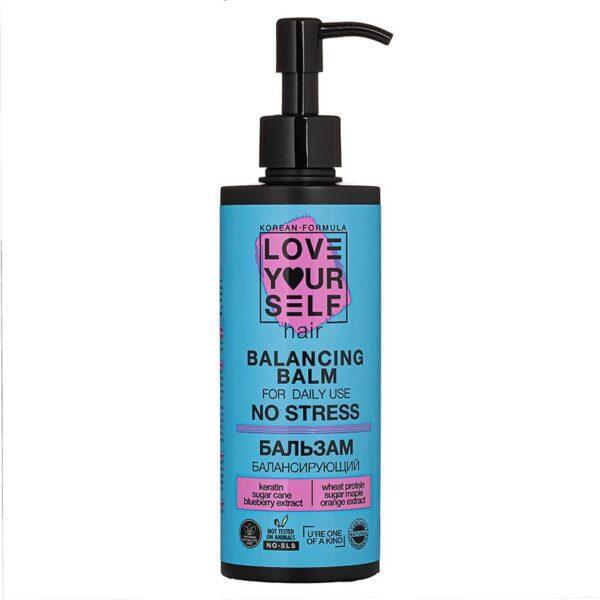 LOVE YOURSELF Бальзам для волос балансирующий для частого применения