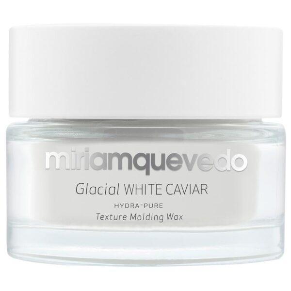 MIRIAM QUEVEDO Увлажняющий моделирующий воск для волос с маслом прозрачно-белой икры Glacial White Caviar Hydra-Pure Texture Molding Wax