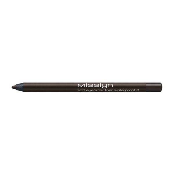 MISSLYN Водостойкий карандаш для бровей soft eyebrow liner waterprof