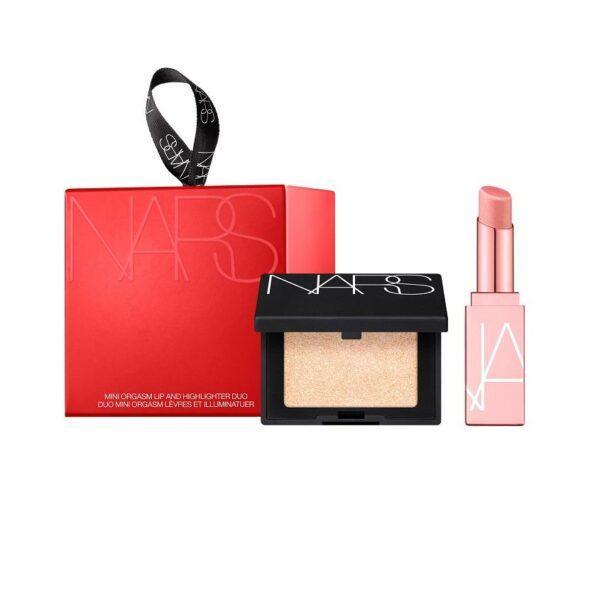 NARS Мини-набор для макияжа ORGASM LIP & HIGHLIGHTER DUO