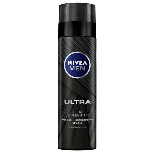NIVEA Пена для бритья ULTRA