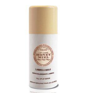 PERLIER Бальзам-сыворотка для объема губ Honey Miel