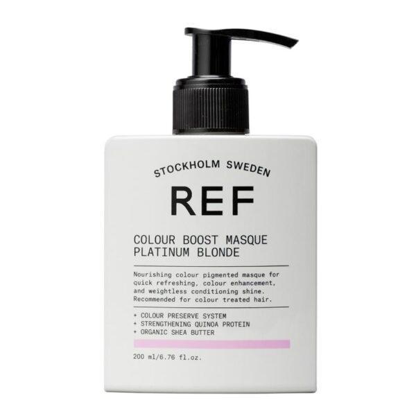 REF HAIR CARE Маска для волос тонирующая для поддержания цвета окрашенных волос