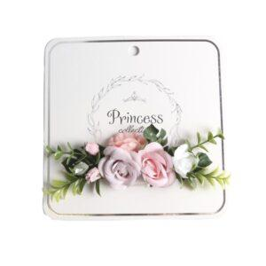 TWINKLE PRINCESS COLLECTION Заколка для волос Flowers Pink