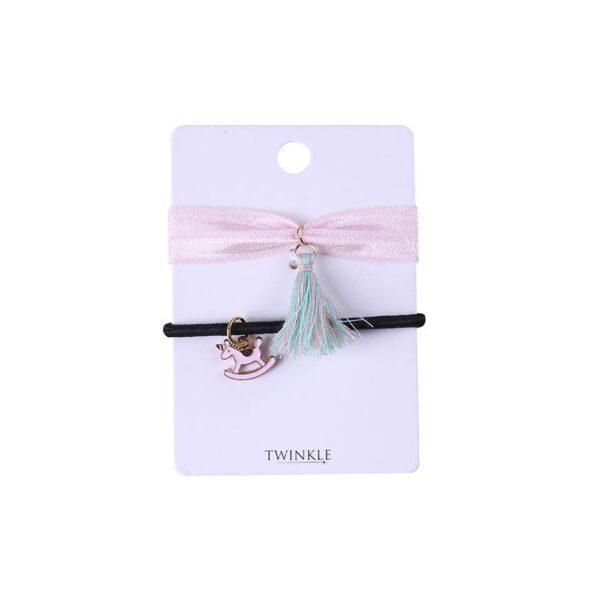 TWINKLE Резинки для волос 2 шт. Horse
