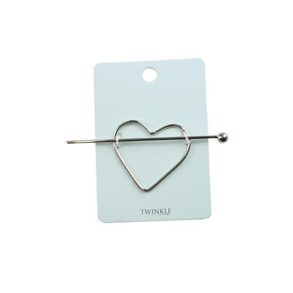 TWINKLE Заколка для волос Heart
