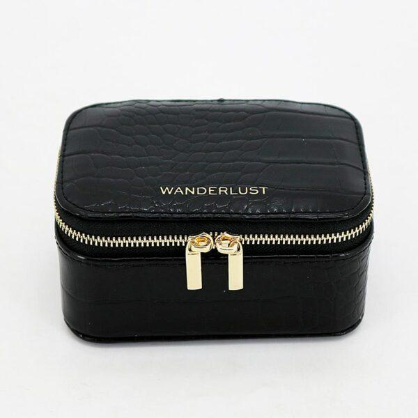 WANDERLUST Шкатулка для украшений Wanderlust Croco