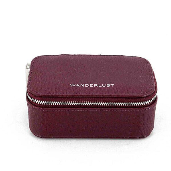 WANDERLUST Шкатулка для украшений Wanderlust Wine color