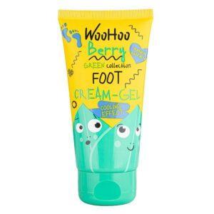 WOOHOO BERRY Крем-гель для ног с охлаждающим эффектом