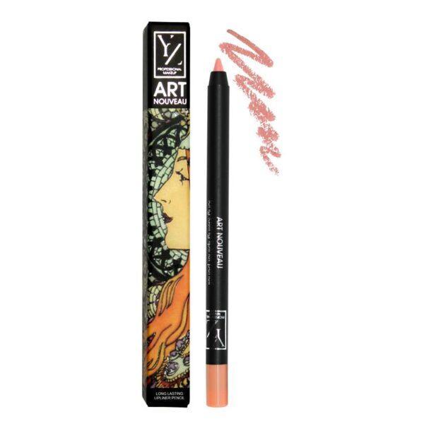 YZ Стойкий контурный карандаш для губ Арт нуво