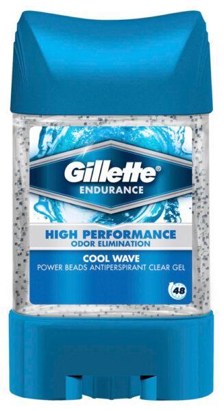 Антиперспирант гелевый мужской Gillette Cool Wave