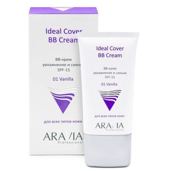 ARAVIA BB-Крем Ideal Cover BB-Cream Увлажняющий SPF-15 Тон 01
