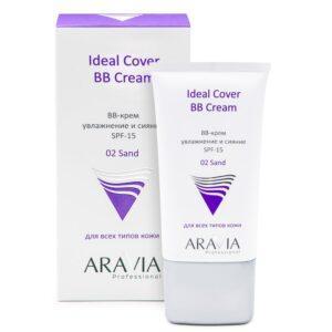 ARAVIA BB-Крем Ideal Cover BB-Cream Увлажняющий SPF-15 Тон 02