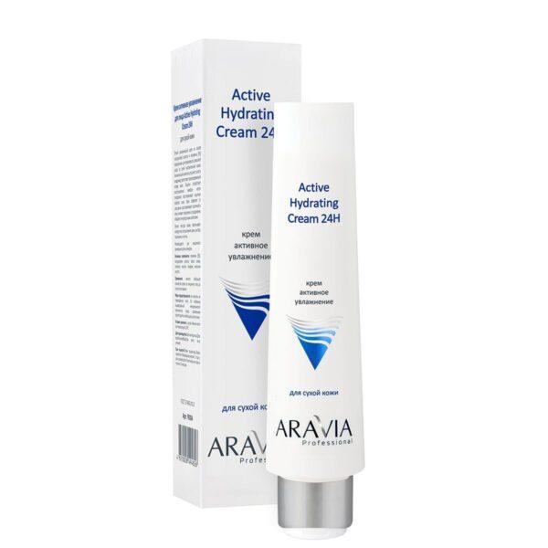 ARAVIA Крем Active Hydrating Cream 24H для Лица Активное Увлажнение