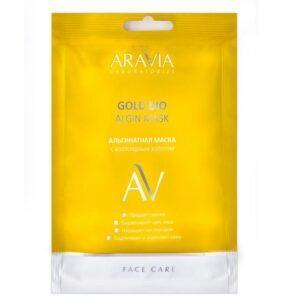 ARAVIA Маска Gold Bio Algin Mask Альгинатная с Коллоидным Золотом