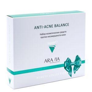 ARAVIA Набор Anti-Acne Balance против Несовершенств Кожи
