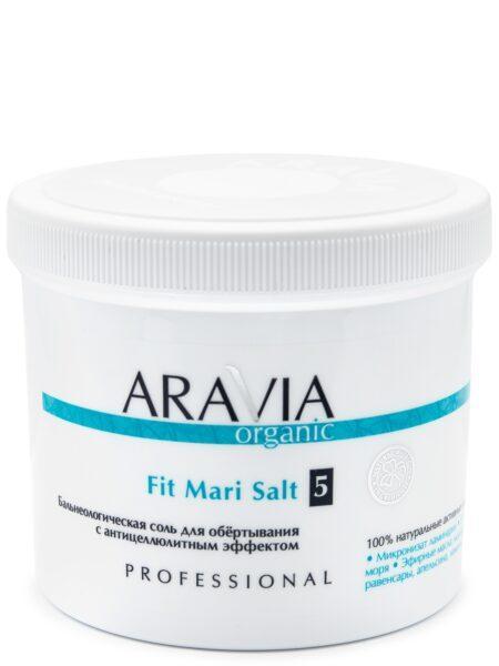 ARAVIA Соль Fit Mari Salt Бальнеологическая для Обёртывания с Антицеллюлитным Эффектом