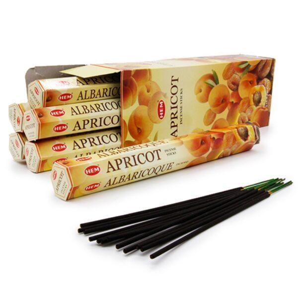 Аромапалочки Абрикос Apricot hexa HEM (20 г)