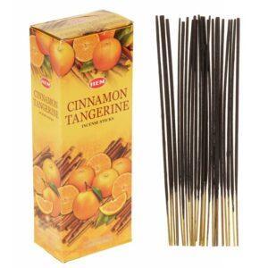 Аромапалочки ciinnamon tangerine hexa HEM (20 г)