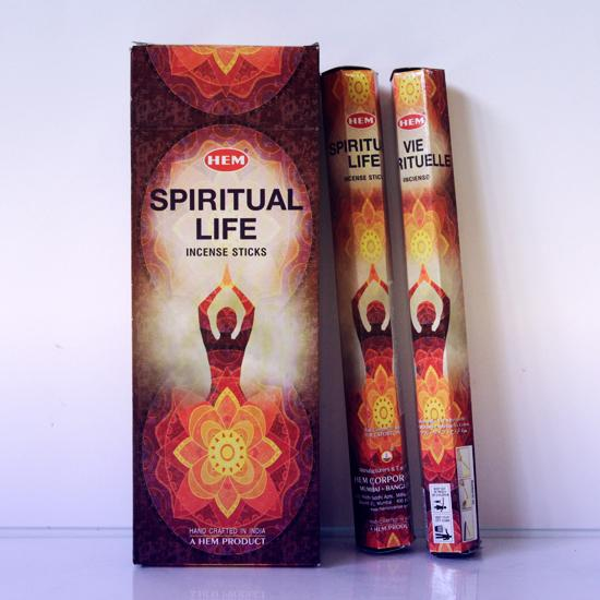 Аромапалочки духовная жизнь hexa HEM (20 г)