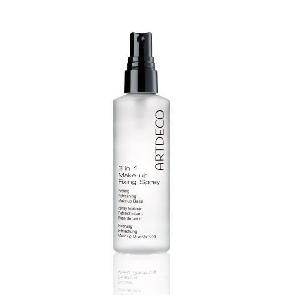 ARTDECO Фиксирующий спрей для макияжа 3в1