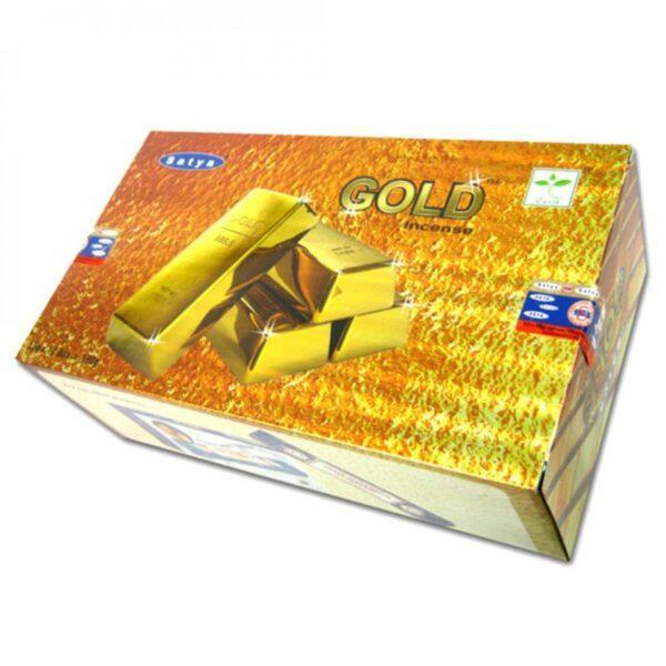 Благовония Золото Сатья / Gold Satya (15 г)