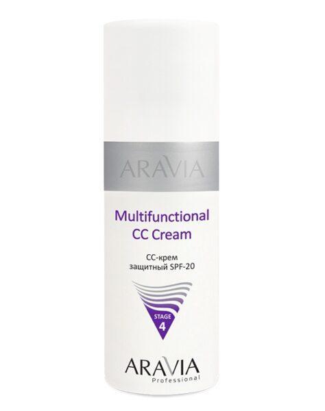 CC-крем защитный SPF - 20 Multifunctional CC Cream