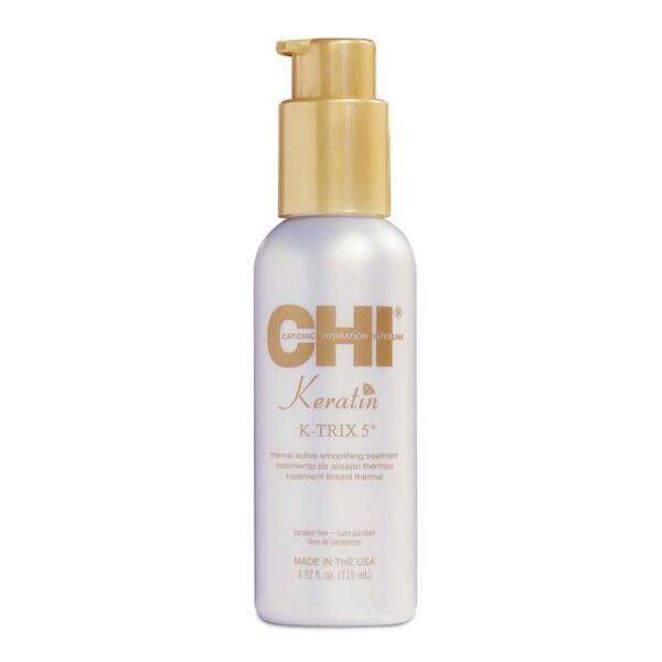 CHI Эмульсия для волос разглаживающая с кератином K-TRIX 5