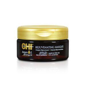 CHI Омолаживающая маска для волос с маслами арганы и моринги Revitalizing Masque