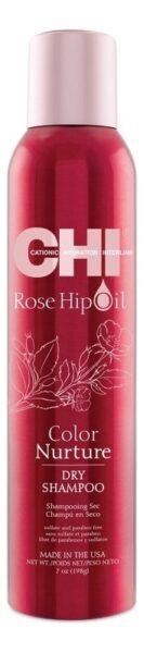 CHI Шампунь Rose Hip Oil Сухой с маслом шиповника