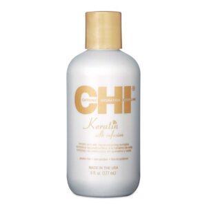 CHI Шелк для волос несмываемый Keratin Silk Infusion