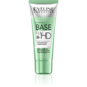 EVELINE База под макияж FULL HD 16H маскирующая покраснения