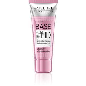 EVELINE База под макияж FULL HD 16H выравнивающая тон