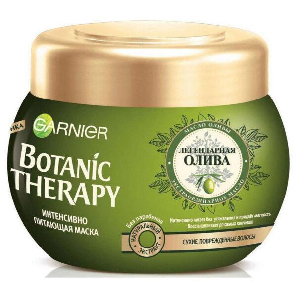 "GARNIER Botanic Therapy Маска для волос ""Легендарная олива"" для сухих"