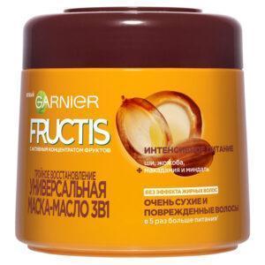 """GARNIER Fructis Масло-Маска 3 в 1 """"Фруктис"""
